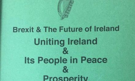 Senator asks Irish government to start preparations for United Ireland, after British elections