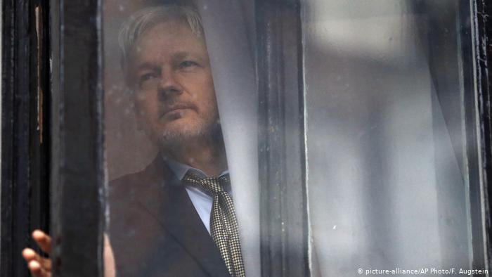 Who Spied on Julian Assange?