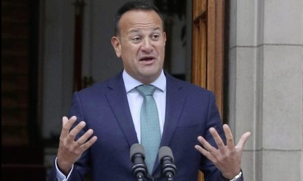 LEO VARADKAR MAKES BASELESS CLAIMS OF 'BABIES BURIED IN TANK' IN TUAM
