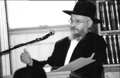 On This Day 12 January 1952 : Keynote speech to the Emergency Council of European Rabbis in Budapest, Hungary