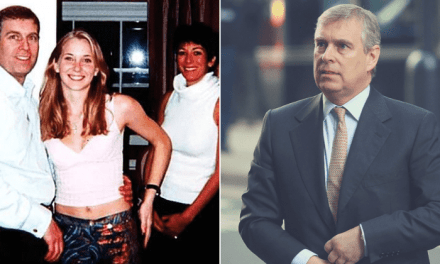 "Prince Andrew Accuser Tweets ""I'm Not Suicidal,"" Warns ""Evil People Want Me Quiet"""