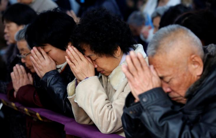 Chinese communist govt raids Christian church during Sunday service, expels worshipers