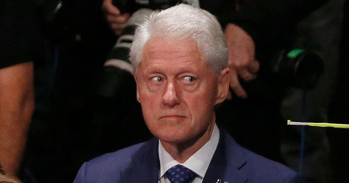 Media obsession with Prince Andrew's Epstein sex scandal hides Clinton involvement