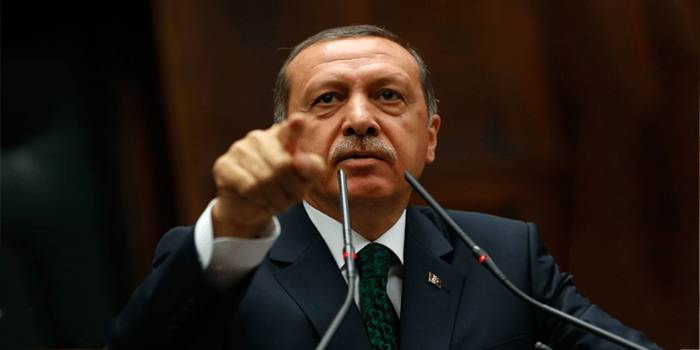 Erdogan: Europe 'will feel' the new refugee wave