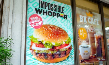 Burger King's Impossible Burger has 18 million times more estrogen than a regular Whopper.