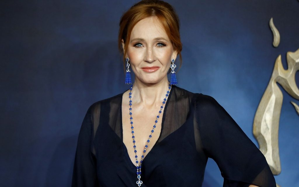Pro-LGBT JK Rowling under fire for offending transgender activists