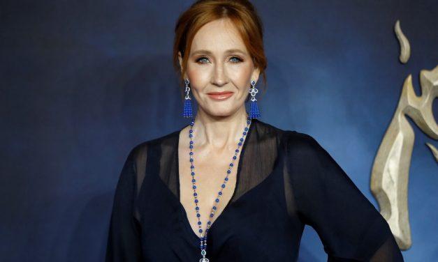 Pro-LGBT JK Rowling under fire for offending transgender activists