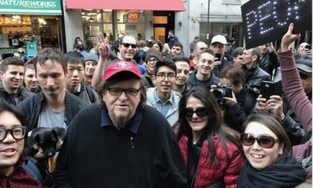 Idiot on parade: Michael Moore says 'working-class whites' love Trump because (wait for it) RACISM!