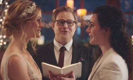 Hallmark Channel pulls same-sex 'wedding' ads after viewer backlash