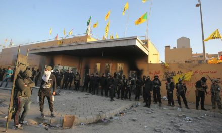 The Media Is Lying About The Attacks On The Embassy In Baghdad
