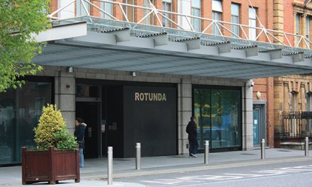 One abortion per day taking place at the Rotunda