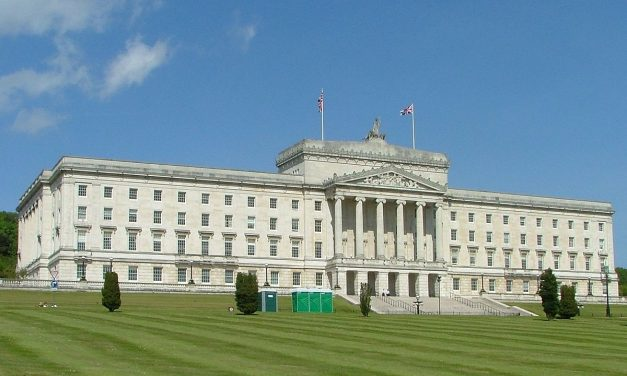 Northern Ireland's five main parties come together to form Executive