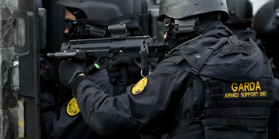 Irish police want more resources amid escalating drugs war