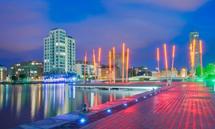 92% of renters in Dublin's Docklands were not from Ireland