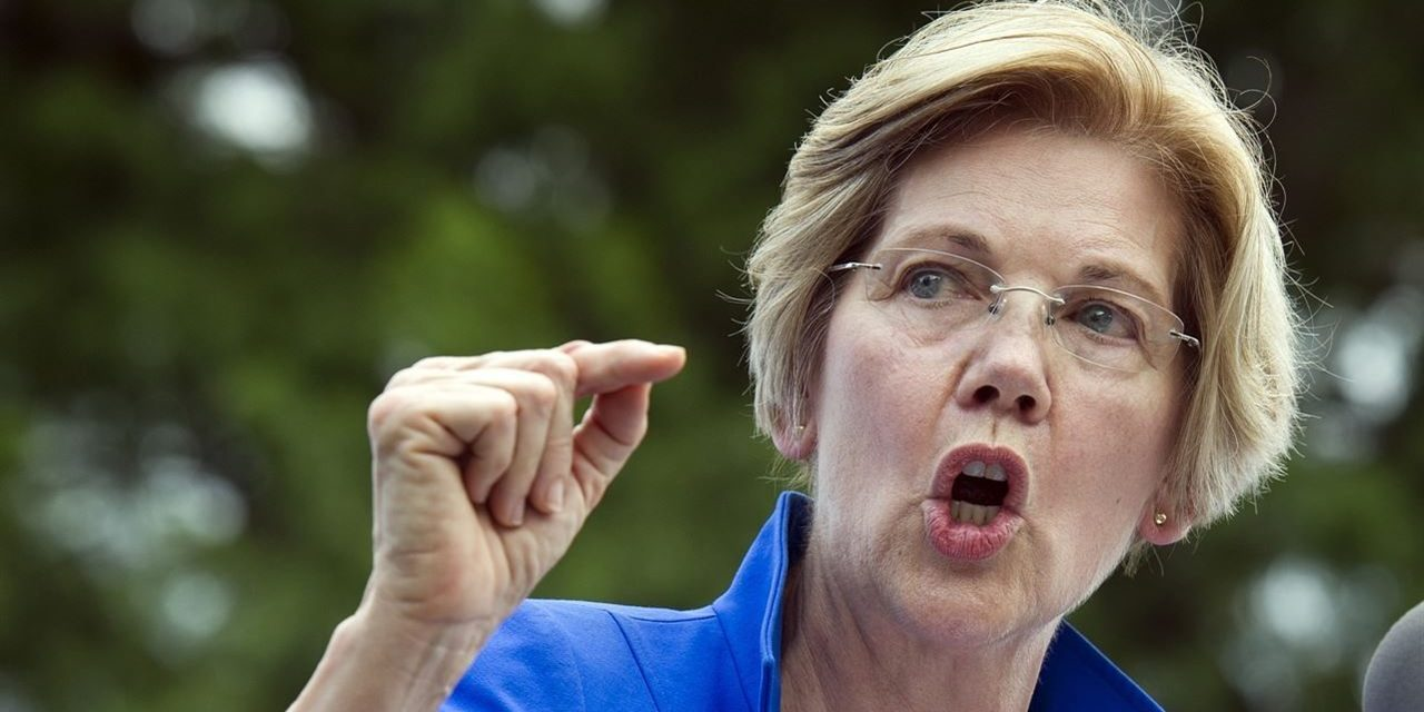 "Elizabeth Warren Promises Not to Spread Misinformation, But Says Abortion is Like ""Getting Your Tonsils Out"""