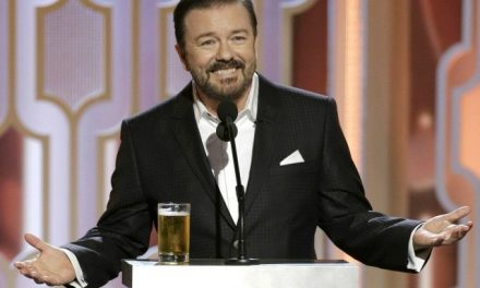 Nolte: Ricky Gervais Proves Pompous Hollywood Can No Longer Take a Joke