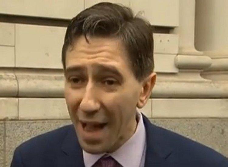 Minister Harris attacks a Catholic parish for being Catholic
