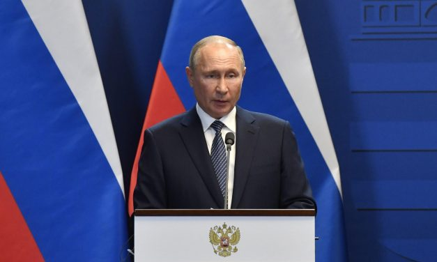 """Great Reset? Putin Says, """"Not So Fast"""""""