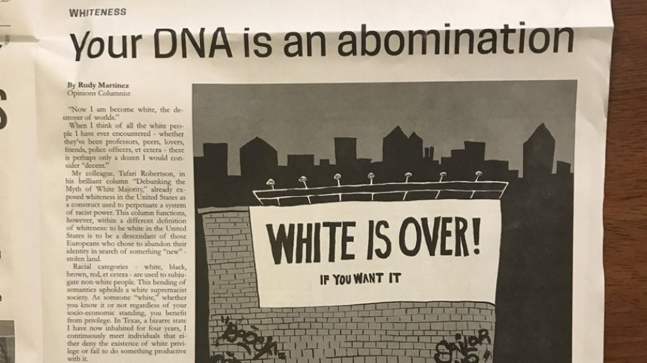 "This is SCIENCE? Lancet medical journal says society needs to ""eliminate whiteness"" in order to solve racism"