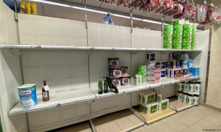 Coronavirus Panic: Some Store Shelves Empty in UK, Australia, Czech. Republic & South Korea