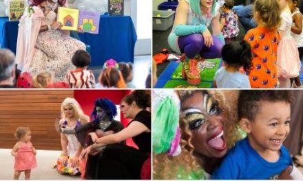 "MP INVITES DRAG QUEEN CALLED 'FLOWJOB' TO SCHOOL, CALLS COMPLAINING PARENTS ""HOMOPHOBIC"""