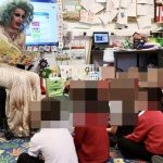 Parents accused of 'transphobia' over concerns about ultra-sexual drag queen reading to 4-year-olds