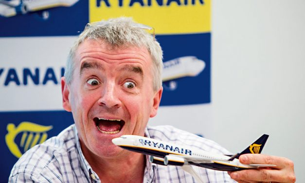'Terrorists are generally men of a Muslim persuasion' – Ryanair boss Michael O'Leary