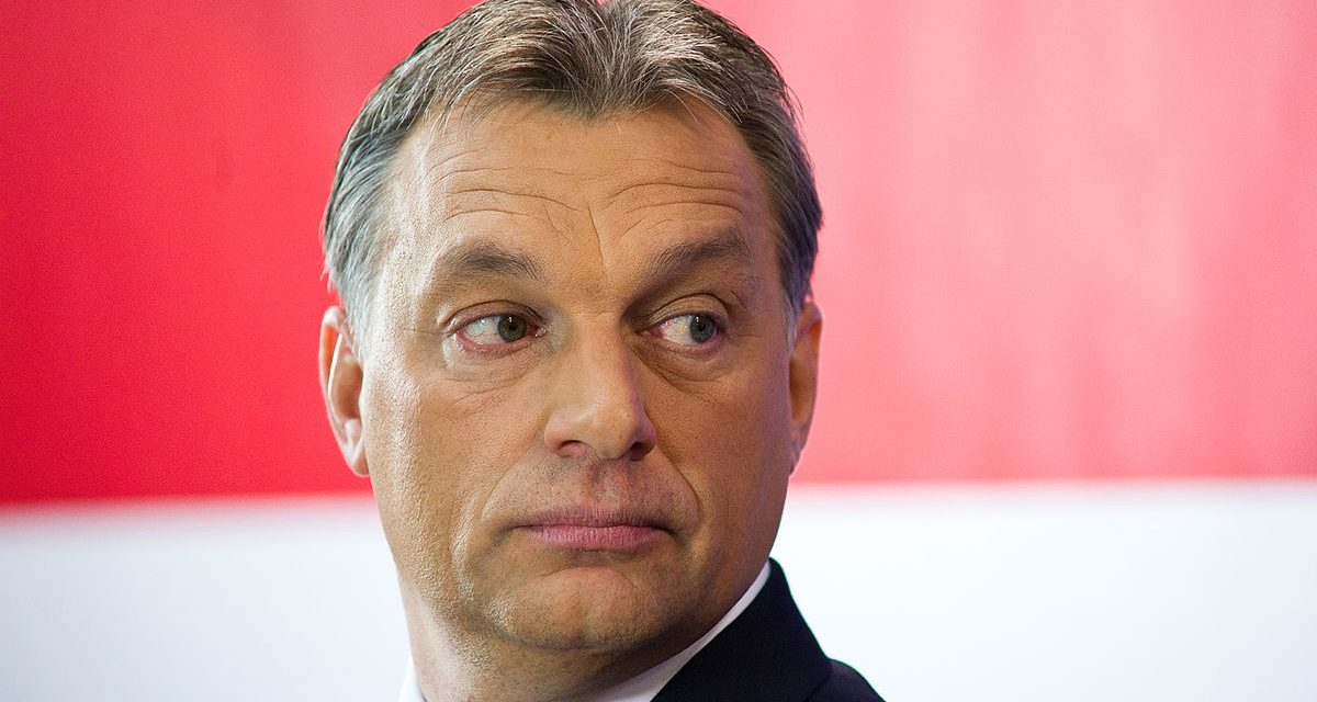 """EASTERN EUROPE Orbán: """"It's forbidden to say so in Europe, but migration is an organized invasion"""""""