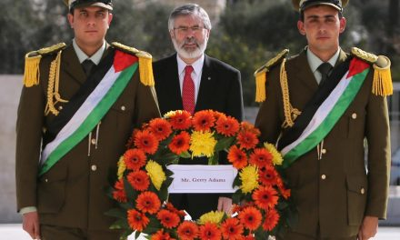 The Unbreakable Bond of Ireland and Palestine