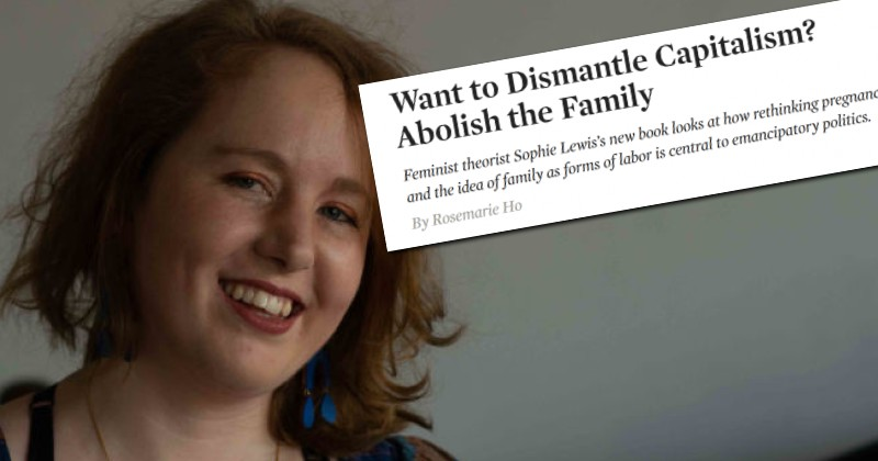 We Can't Have a Feminist Future Without Abolishing the Family