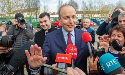 Fianna Fáil targets Fine Gael in coalition talks after ruling out talks with Sinn Féin