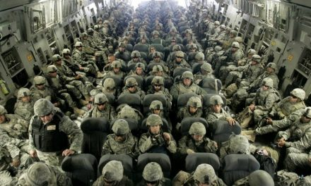 America At War Forever