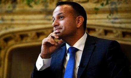 Leo Varadkar has been hung out to dry by the EU