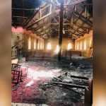 Terrorists attack Nigerian town, destroying churches and forcing residents to flee