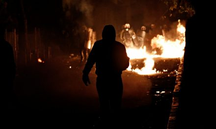 Greek islanders: Invaders out! 60 injured in Wednesday's riots