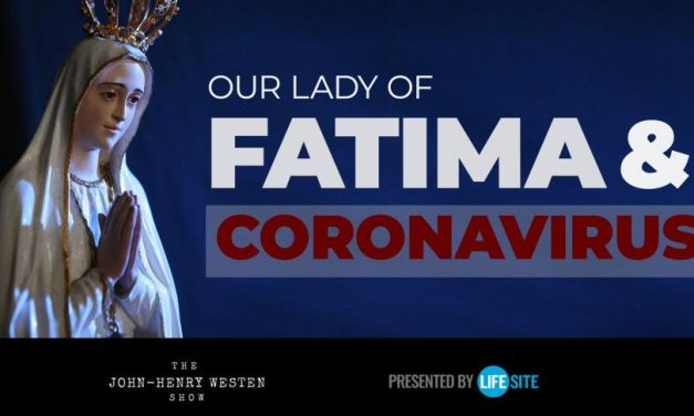 Catholic historian: Our Lady of Fatima's connection to the coronavirus outbreak