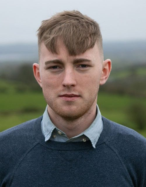 Irish Antifa Project: Green Party 2020 Candidate Tate Donnelly and Ógra Fianna Fáil Member Sean-Diarmuid Kelliher