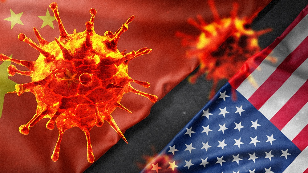 China Warns Of Possible Armed Conflict With US Over Coronavirus Backlash
