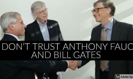 Robert F. Kennedy Junior on Bill Gates & Tony Fauci