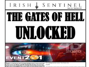 The Irish Sentinel Newspaper Launch