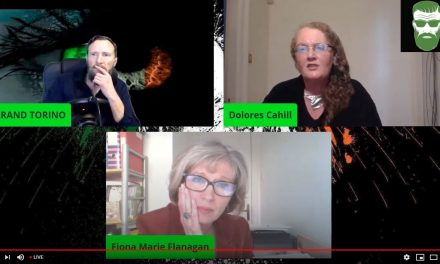 GRANDSTREAM: Prof DOLORES CAHILL and FIONA MARIE FLANAGAN