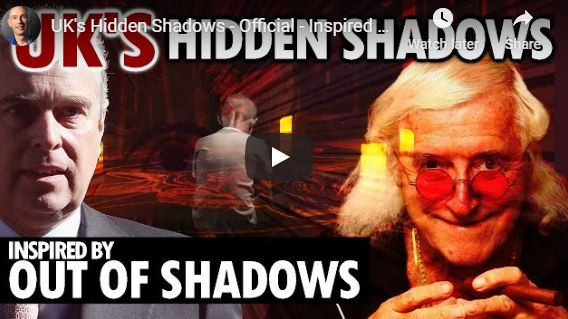 UK's Hidden Shadows – Official – Inspired by Out of Shadows