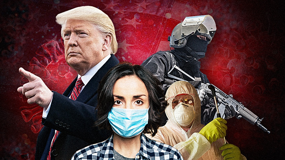 """RED ALERT: President Trump """"pivots to mandatory vaccinations,"""" jumps in with Big Pharma's diabolical """"warp speed"""" mass medical experiment on the American people"""