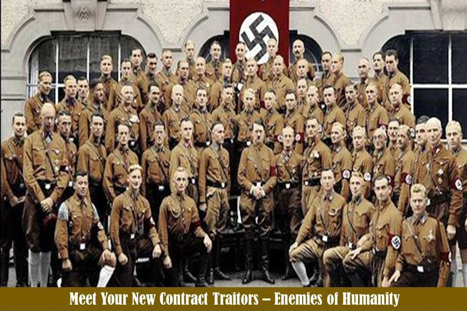 """Contract Traitors – """"We're Here To Help, Honest"""""""