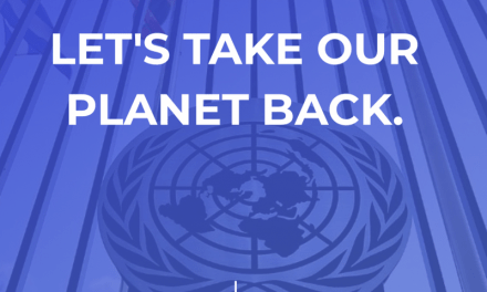 The UN Just Launched A Website Called 'New World Order'