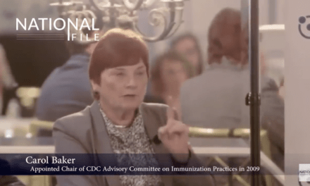 "Top CDC Official: ""We'll Just Get Rid Of All The Whites In The United States"" Who Refuse Vaccines"