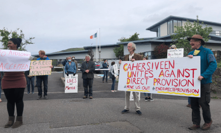 Cahersiveen: Irish Asylum System Enters Meltdown