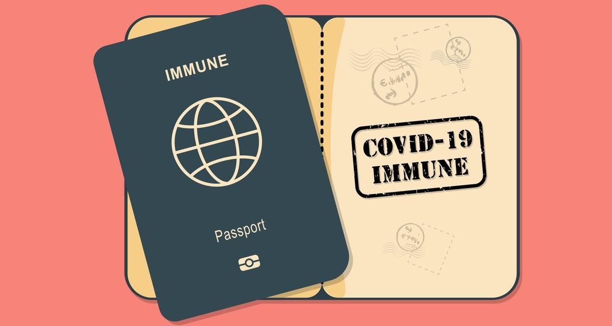 Coronavirus digital health passport to be supplied to 15 countries