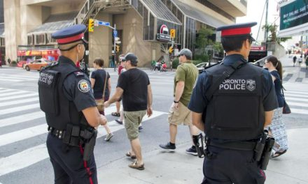 Canadian cops have doled out nearly $6M in coronavirus noncompliance fines