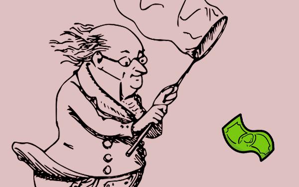 The Enslavement of Infinite Money
